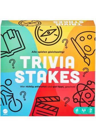 Mattel games Spiel »Trivia Stakes«