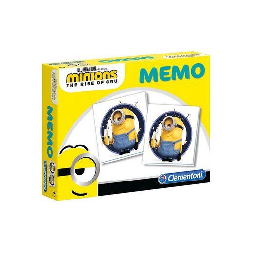 Clementoni® Memo Kompakt - Minions 2