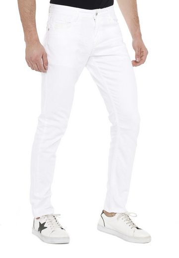 Cipo & Baxx Slim-fit-Jeans in Straight Fit