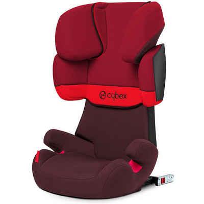 Cybex Autokindersitz »Auto-Kindersitz Solution X-Fix, Silver-Line, Pure«