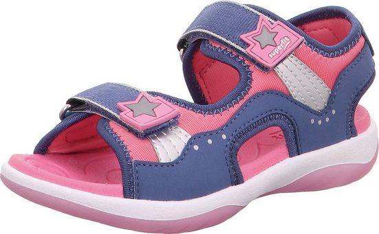 Superfit »Sandalen SUNNY für Mädchen, WMS-Weite M4« Sandale