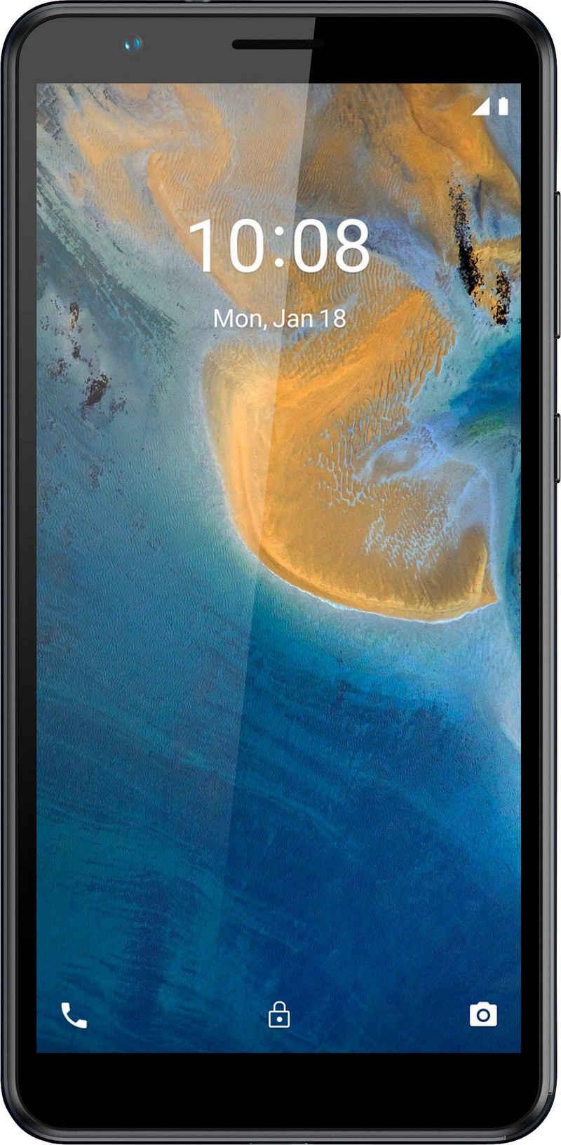 ZTE Blade A31 Smartphone (13,84 cm/5,45 Zoll, 32 GB Speicherplatz, 8 MP Kamera)