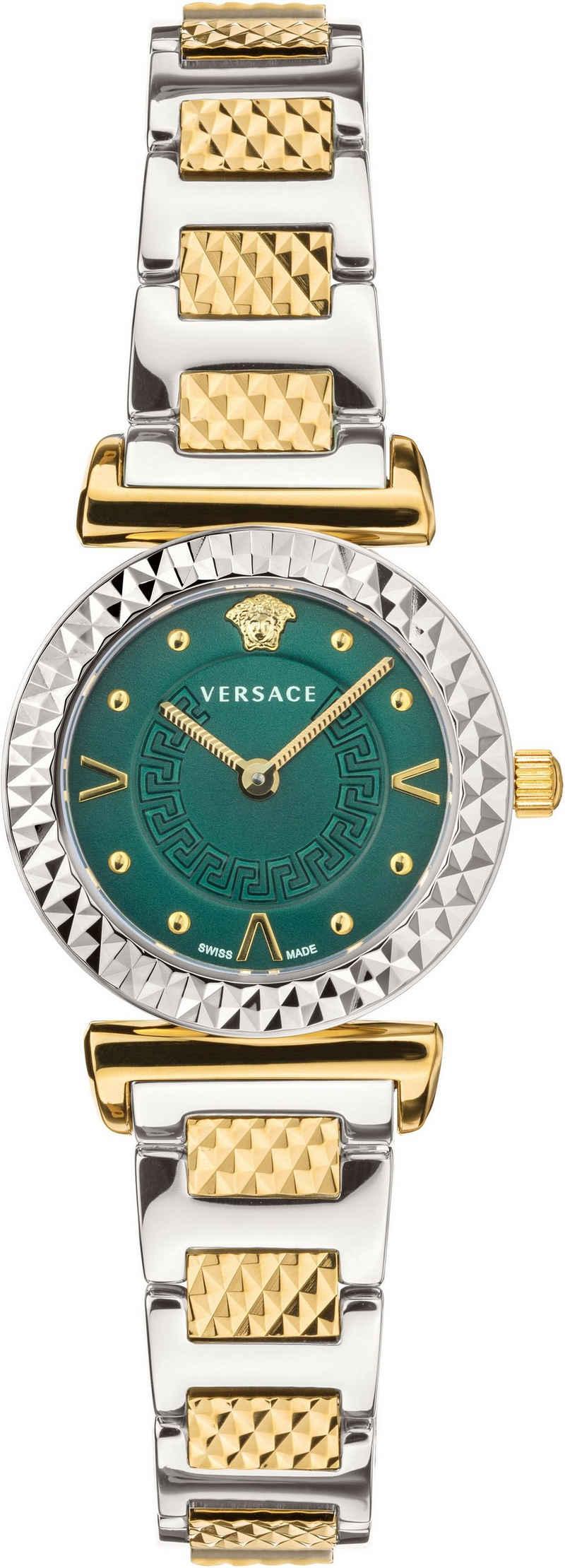 Versace Schweizer Uhr »MINI VANITY, VEAA01320«
