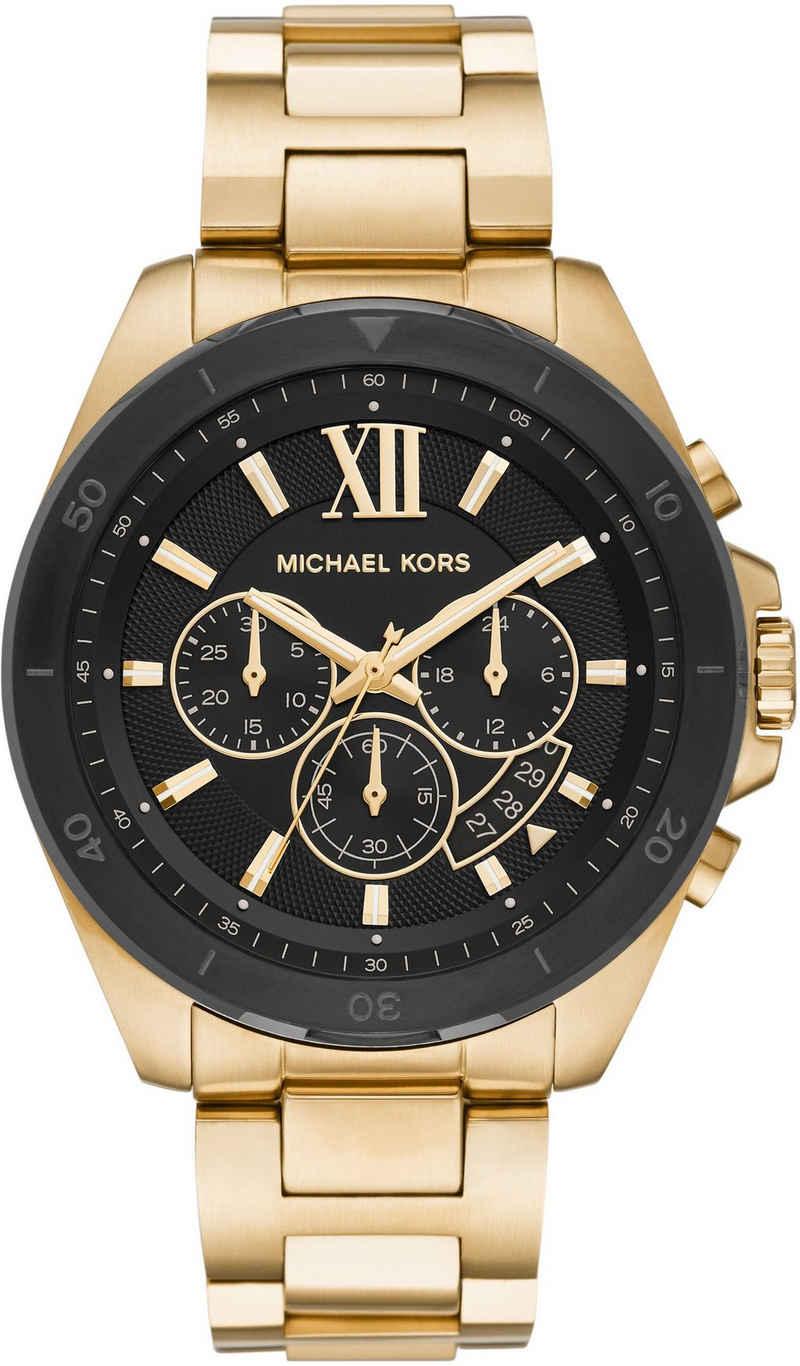 MICHAEL KORS Chronograph »BRECKEN, MK8848«