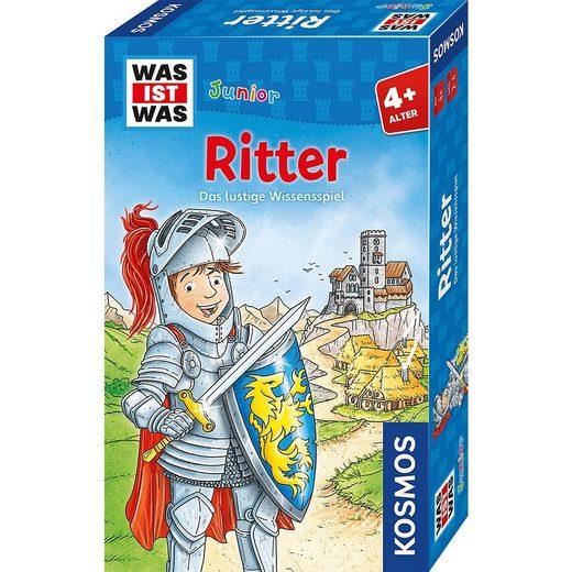 Kosmos Lernspielzeug »WAS IST WAS Junior - Ritter«