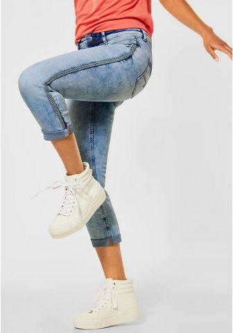 STREET ONE 7/8 ilgio džinsai 4-Pocket Style