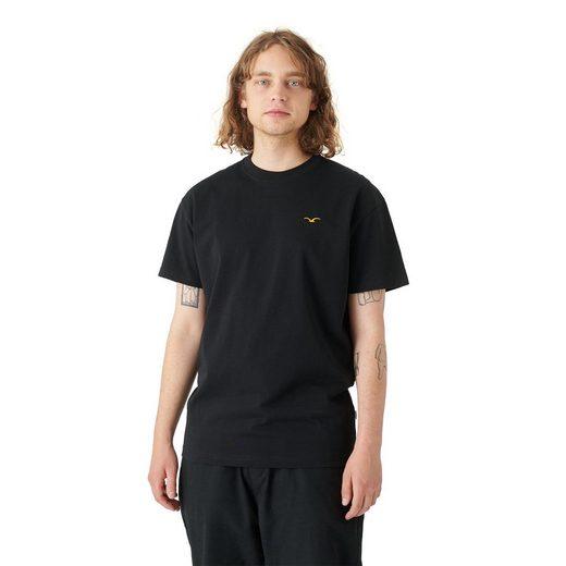 Cleptomanicx T-Shirt »Ligull Boxy - black«