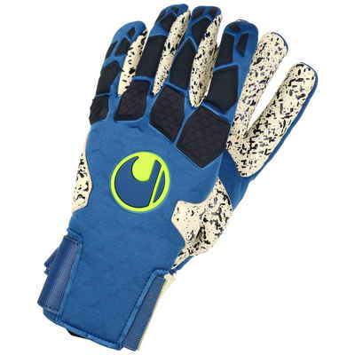 Uhlsport Torwarthandschuhe »Hyperact Supergrip+ Finger Surround Cut«