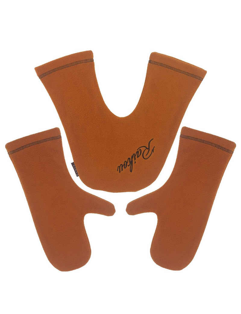 RAIKOU Partnerhandschuhe »RAIKOU Warme Partnerhandschuhe zum Händchenhalten im Winter« immer zusamen
