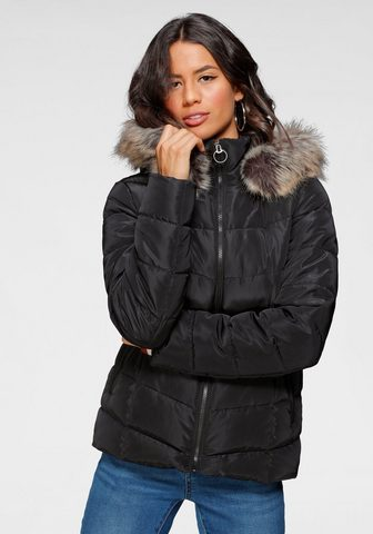 Only Steppjacke »ONLTASHA« su Fellimitat an...