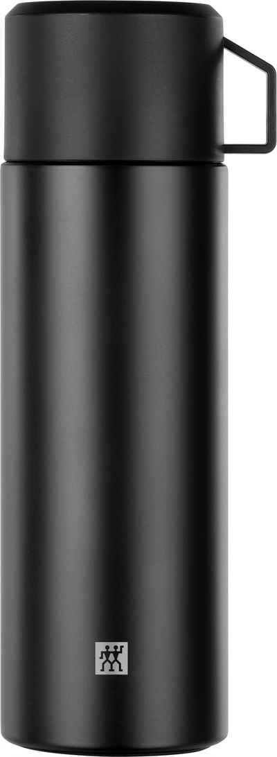 Zwilling Isolierflasche »THERMO«, ideale Isolierflasche für Ausflüge, integrierte Tasse, 1 Liter