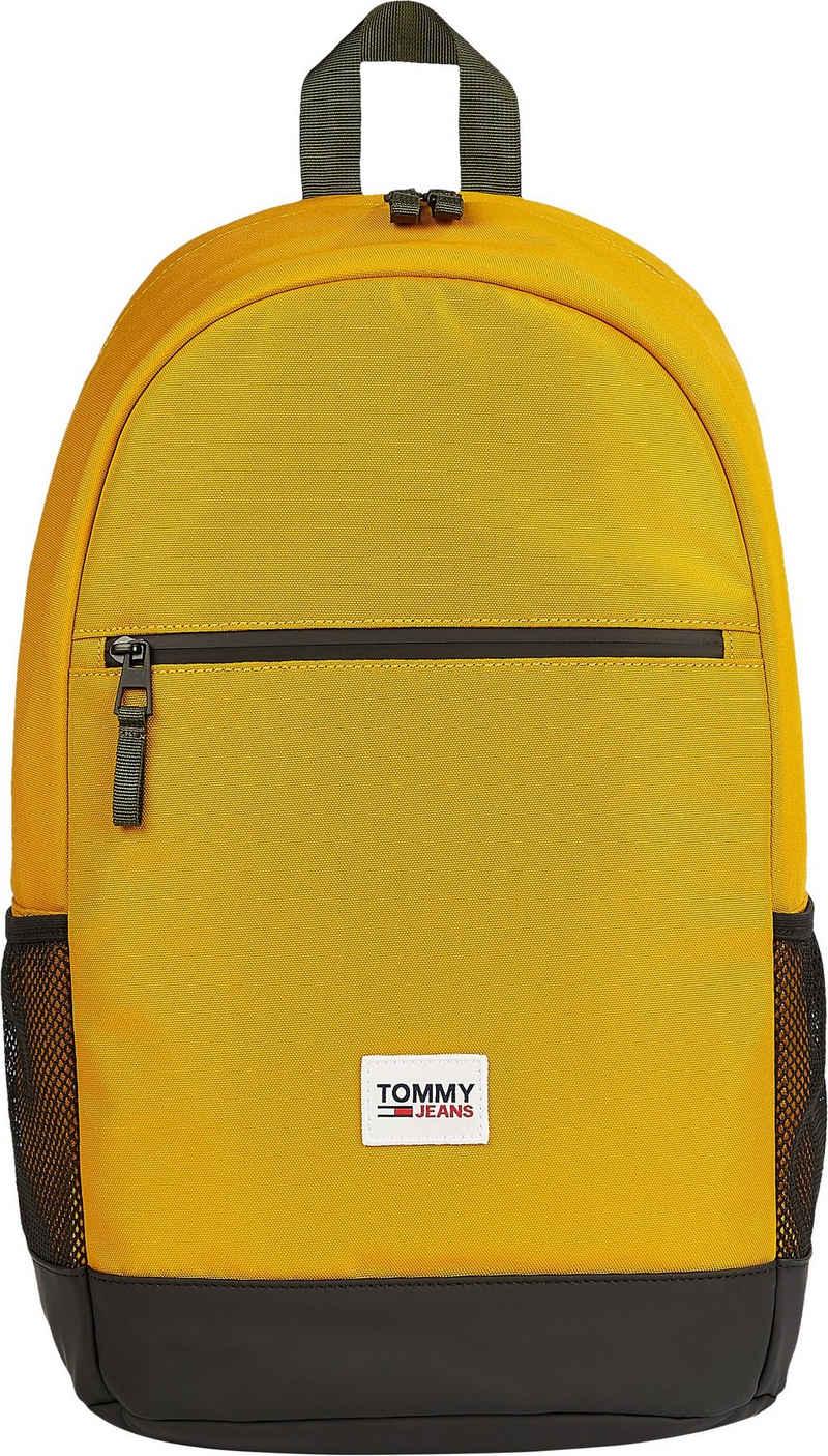 Tommy Jeans Cityrucksack »TJM URBAN ESSENTIALS BACKPACK«, mit Doppelreißverschluss