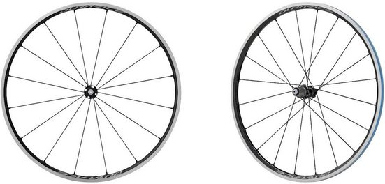 Shimano Fahrrad-Laufrad »Dura-Ace WH-R9100-C24-CL«