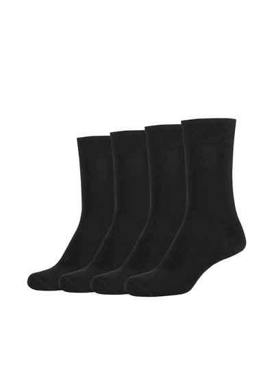 Camano Socken (4-Paar) im praktischen 4er Pack