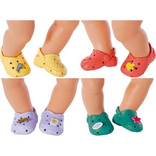 Zapf Creation® Puppenkleidung »BABY born® Holiday Schuhe mit Pins 43 cm«