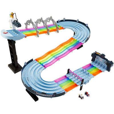 Mattel® Spielzeug-Auto »Hot Wheels Mario Kart Rainbow Road Track Set«