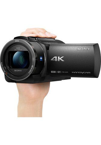 Sony »AX43« Camcorder (4K Ultra HD WLAN (Wi...