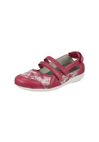 Natural Feet »Julie« Ballerina in hübscher Blumenop...