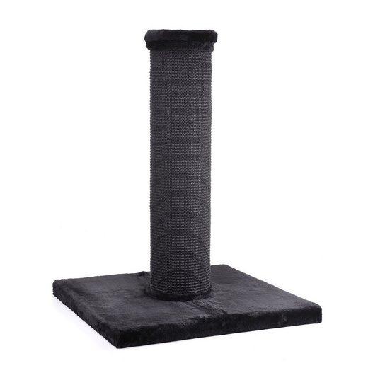 Canadian Cat Company Kratzbaum »Scratchpost XXL - schwarz«, Kratzstamm für Katzen, 19cm Säulendurchmesser für große Katzen