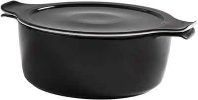 Eschenbach Kochtopf »Cook & Serve«, Porzellan, (1-tlg), Ø 18 cm, 1,5 Liter, Induktion