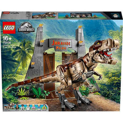 LEGO® Konstruktions-Spielset »LEGO® Jurassic World™ 75936 Jurassic Park: T. Rex'«