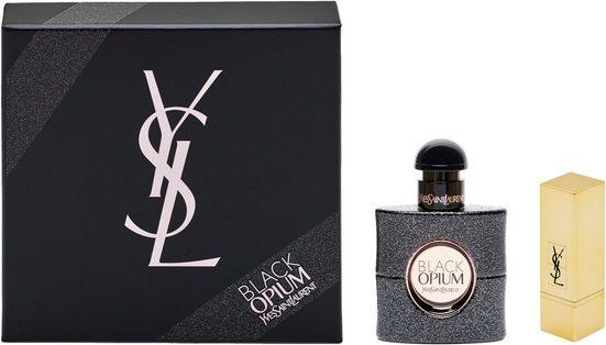 YVES SAINT LAURENT Duft-Set »Black Opium«, 2-tlg.