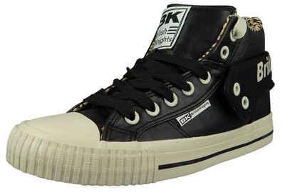 British Knights »B47-3706-02 Roco Black/Leopard/Beige« Sneaker