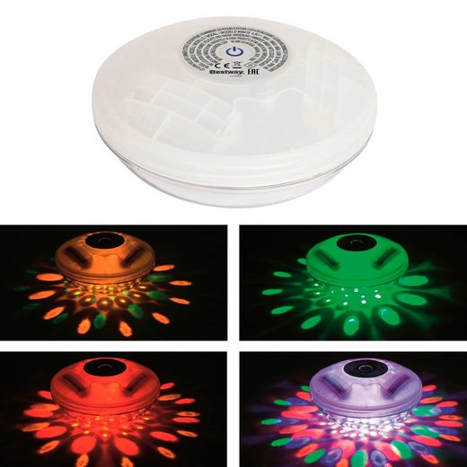 BESTWAY Poolbeleuchtung »Flowclear™«, Schwimmende LED Ø 14 cm