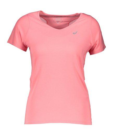 Asics Laufshirt »V-Neck Top Running Damen«