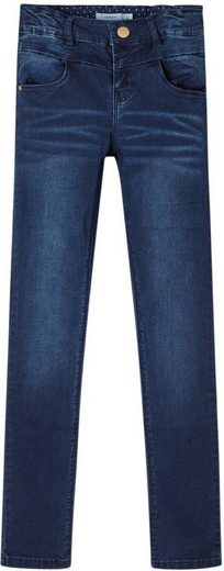 Name It Stretch-Jeans »NKFPOLLY« in schmaler Passform