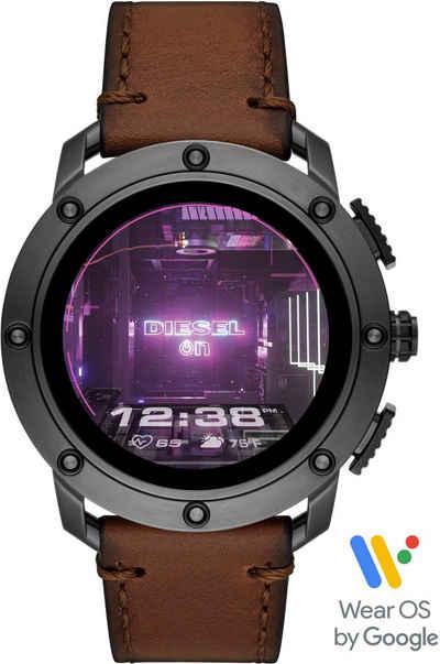 DIESEL ON AXIAL, DZT2032 Smartwatch (Wear OS by Google)