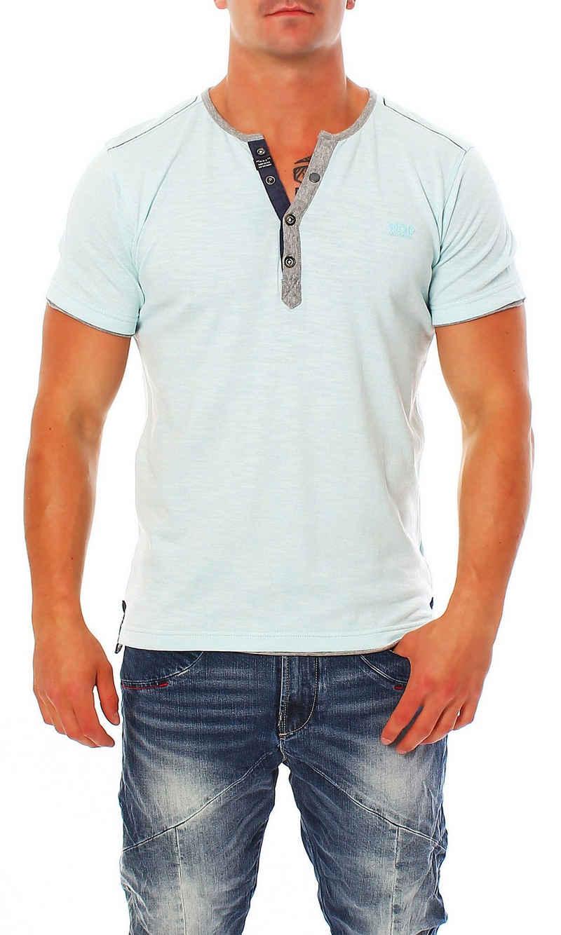 Miracle of Denim T-Shirt »TS660 - Größe S«