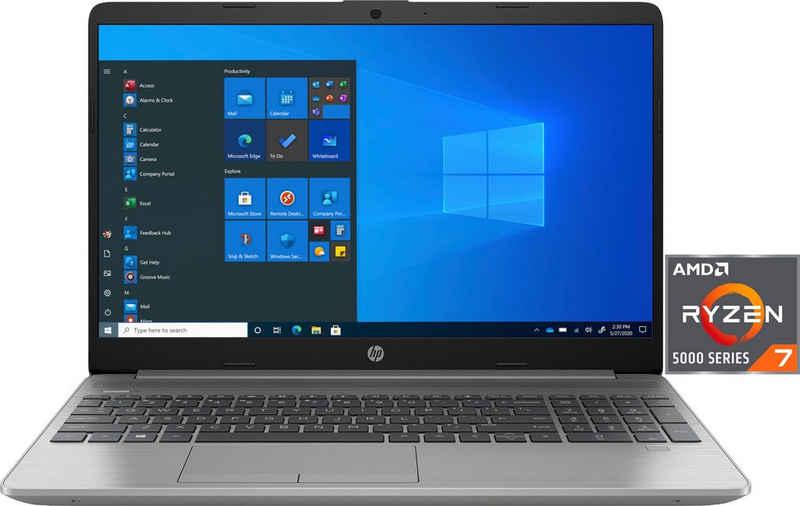 HP 255 G8 Notebook (39,6 cm/15,6 Zoll, AMD Ryzen 7 5700U, 512 GB SSD)