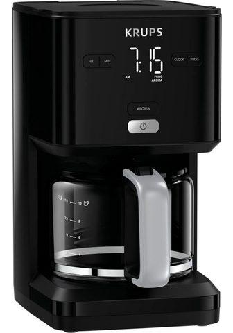 Krups Filterkaffeemaschine Smart'n Light KM6...