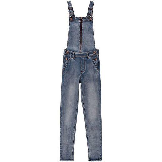 GARCIA JEANS Latzhose »Jeans Latzhose für Mädchen«