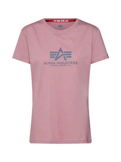Alpha Industries T-Shirt »New Basic T Wmn« (1-tlg)