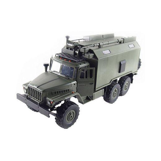 Amewi Spielzeug-Auto »Ural B36 Militär LKW 6WD RTR 1:16, grün«