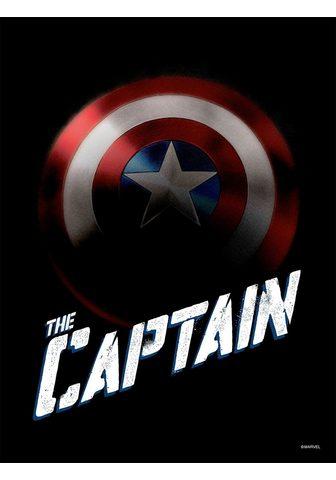 Komar Paveikslas »Avengers The Captain«
