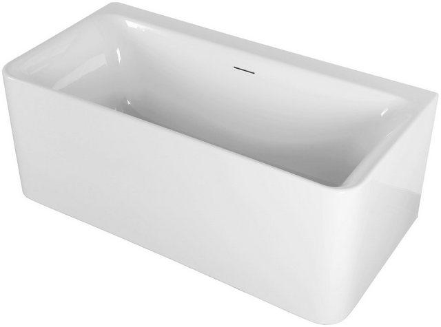 Badewannen und Whirlpools - Sanotechnik Badewanne »Paris«, (4 tlg), B T H 170 80 58,5 cm  - Onlineshop OTTO