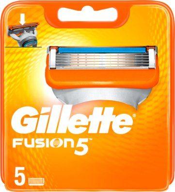 Gillette Rasierklingen »Fusion Manual«, 5-tlg.
