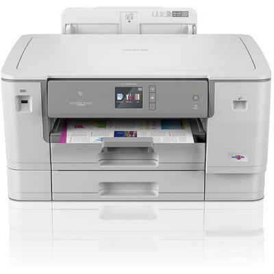 Brother HL-J6000DW - Tintenstrahldrucker - hellgrau Laserdrucker