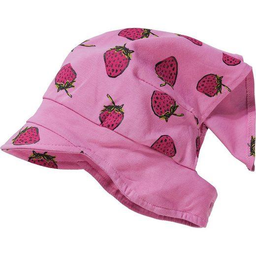 Döll Kopftuch mit Schirm für Mädchen