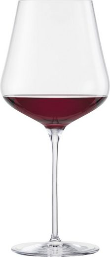 Eisch Rotweinglas »SkySensisPlus« (4-tlg), (Burgunderglas), bleifrei, 710 ml