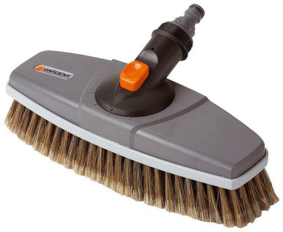 Reinigungsbürste »05570-20«, GARDENA, für empfindliche Oberflächen, 27 cm Arbeitsbreite