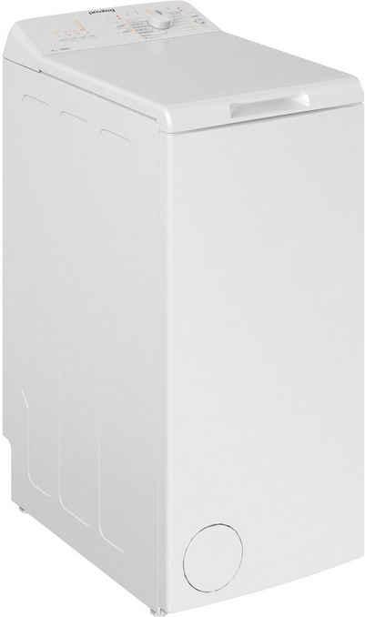 Privileg Waschmaschine Toplader PWT L60300 DE/N, 6 kg, 1000 U/min