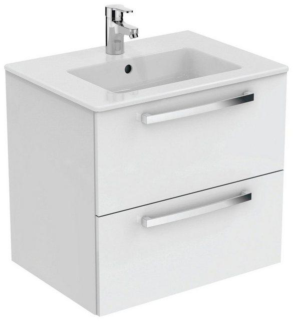Waschtische - Ideal Standard Waschtisch »Eurovit Plus« (Set), 2 Auszüge  - Onlineshop OTTO