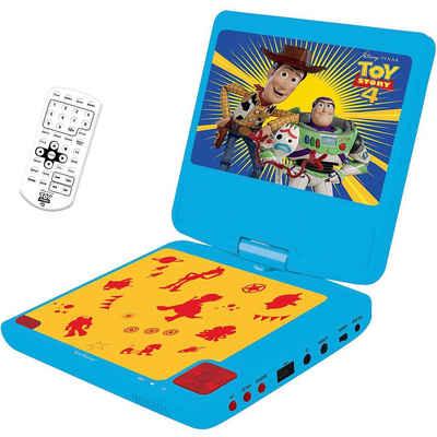 Lexibook® »Disney Toy Story 4 Tragbarer DVD-Spieler« DVD-Player