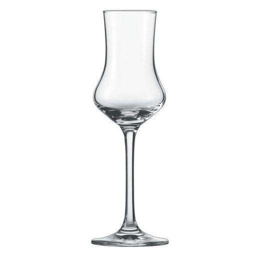 SCHOTT-ZWIESEL Gläser-Set »Classico Grappaglas 155 6er Set«, Kristallglas