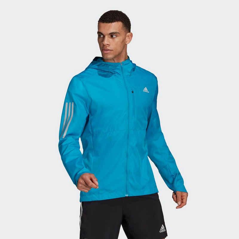 adidas Performance Trainingsjacke »Own the Run Hooded Windjacke«