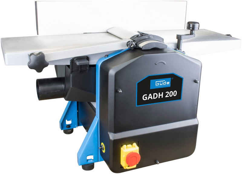 Güde Abricht- und Dickenhobelmaschine »GADH 200«, 1250 in W, Hobelbreite: 204 in mm